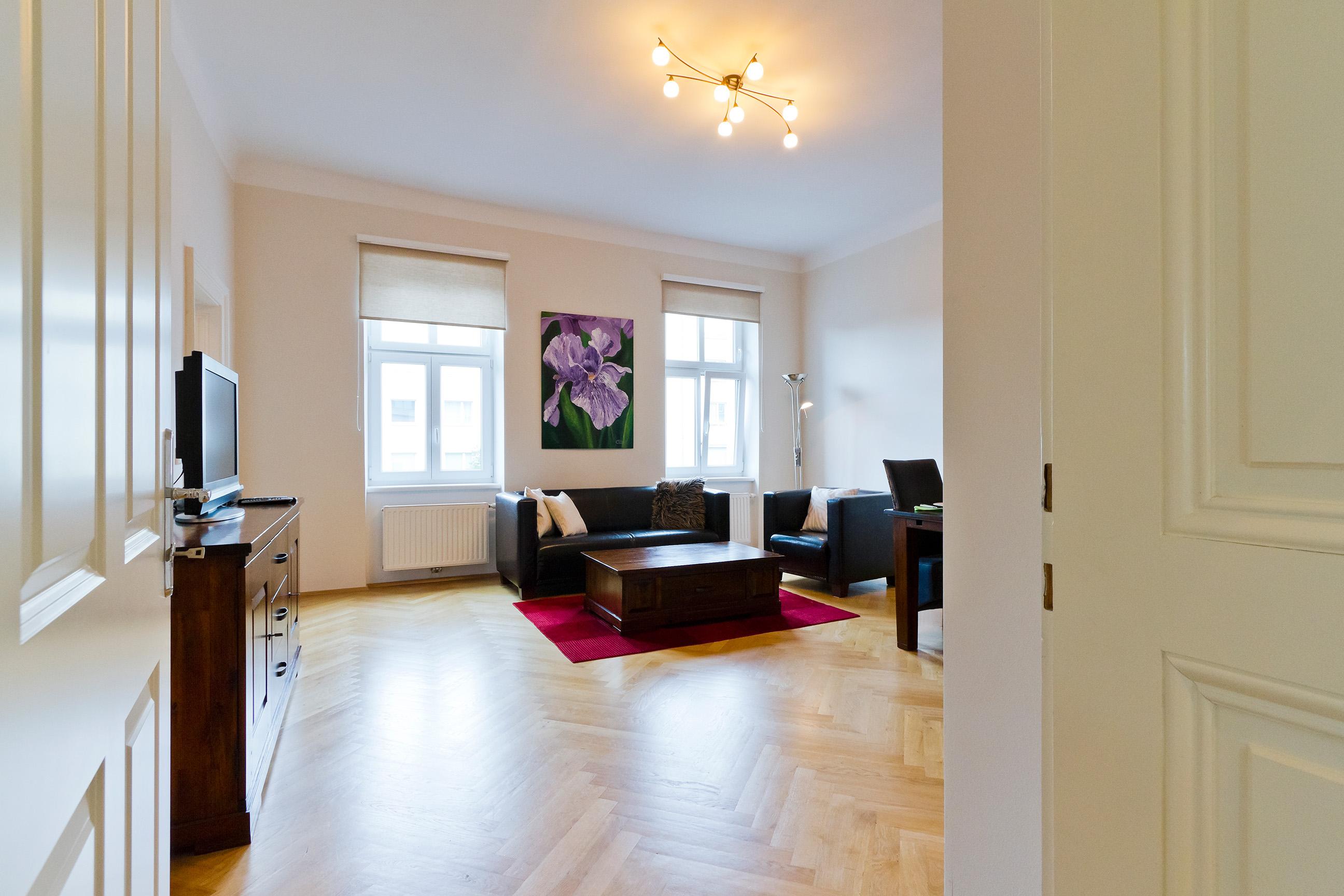 Franzensbr ckenstra e 24 donaukanal appartements for Wohnzimmer 19 jahrhundert